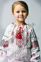 Вышиванка детская в классическом стиле Марточка