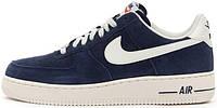 Мужские кроссовки Nike Air Force 1 Low Blazer Pack Blue, найк аир форс