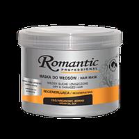 Маска для волос Romantic Professional Восстановление (аргановое масло и протеины шелка) 500 мл