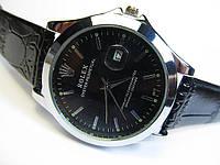 Мужские наручные часы с календарем кварцевые, фото 1