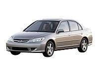 Защита двигателя и КПП Хонда Цивик (1998-2005) Honda Civic