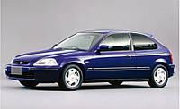 Защита двигателя и КПП Хонда Цивик (2001-) Honda Civic