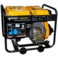Forte FGD6500E3 Дизельный генератор трехфазный