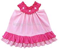 Платье-сарафан для девочки, КЕНА