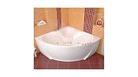 Ванна акриловая Тритон Сабина 1600х1600х680 (ванна + каркас + лиц.экр. + слив-перелив)