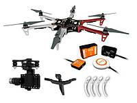 Гексакоптер комплект для сборки DJI F550 контроллер NAZA-M V2 подвес H3-3D шасси (квадрокоптеры, мультикоптер)