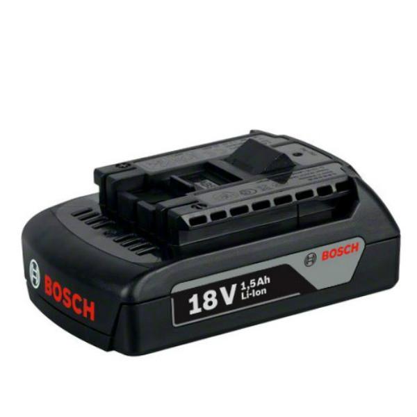 Аккумулятор Bosch Li-Ion 18 В, 1,5 Ач, 1600Z00035
