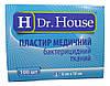 Лейкопластырь Dr.House бактерицидный тканевая основа 6*10 см
