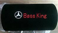 """Активный сабвуфер 10"""" Bass King с фазоинвертором"""