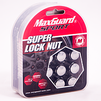 Комплект гаек Max Guard Hn15-2B Chrome (M12x1.5x32)
