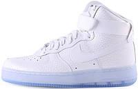 Мужские кроссовки Nike Air Force 1 High Pearl, найк аир форс