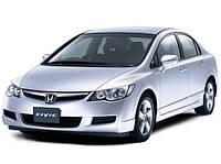 Защита двигателя и КПП Хонда Цивик (2007-2013) Honda Civic