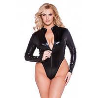 Комбинезон Plus size Naughty Kitten Body Suit Kitten