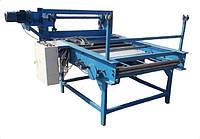 Автоматическая линия поперечной порезки оцинкованной рулонной стали и холодного ламинирования.