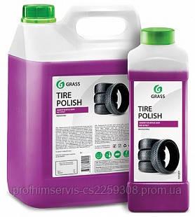 GRASS Полироль чернитель для шин Tire Polish  6 кг.