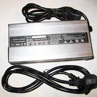 Зарядное устройство для литий-ионных аккумуляторов электро велосипедов 60V2А.