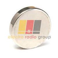 Магнит неодимовый шайба диск цилиндр NdFeB 15x1mm