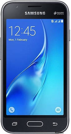 Мобильный телефон Samsung J105 Black, фото 2