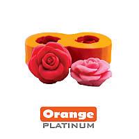 Силикон Platinum Orange 12 ШорА (Платинум Оранж) - очень жидкий,мягкий для хрупких отливок. Уп.500г.