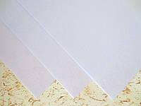 Фетр корейский жесткий 1.2 мм, 20x30 см, БЕЛЫЙ