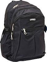 "Рюкзак ""Oxford"", чорн, 27*14*44см (Рюкзак ""Oxford"" Х144, чорн,)"