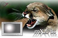 Видеодомофон Infiniteх mX278S метал.
