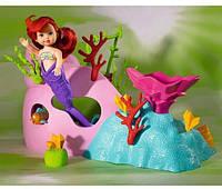 Кукла Evi русалка с домиком Simba 5731148