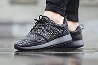 Мужские кроссовки Nike Roshe One DMB черные