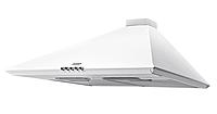 Basic Casa 60 white (600 мм.) купольная кухонная вытяжка, без декоративного кожуха, белая эмаль , фото 1