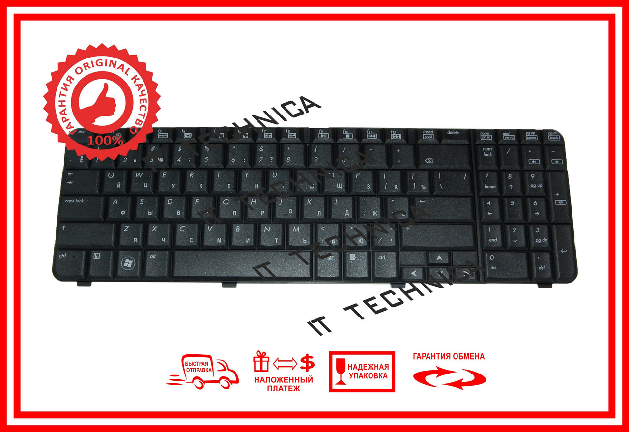 Клавіатура HP Presario CQ61-324 CQ61-410