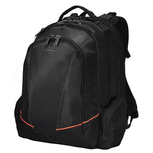 """Современный рюкзак для ноутбука до 16"""" Everki Flight EKP119 черный"""