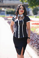 Женские блузки интернет | 21511 Блузка «Вивьен»
