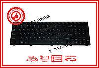 Клавиатура LENOVO G580 Z580 черная