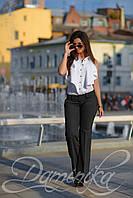 Летняя блуза с воланами Миранда