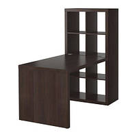 Стол выдвижной со шкафом под заказ