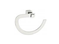 Полотенцедержатель кольцо KUGU С5 504 (латунь, хром)(Бесплатная доставка Новой почтой)