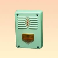 Оповещатели свето-звуковые наружные