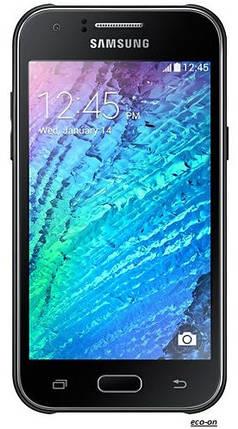 Мобильный телефон Samsung J110 H ZWD Black, фото 2