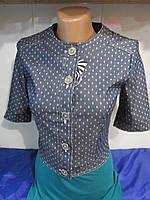 """Пиджак женский стильный """"Laura"""" LB-1073"""
