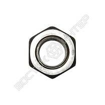 Гайка М110 ГОСТ 9064-75 для фланцевых соединений, фото 2