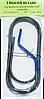 Трос сантехнічний Ø 8,0 мм*2,5 м