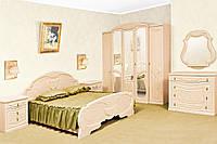 Спальня Эмилия перламутр (Світ Меблів TM)