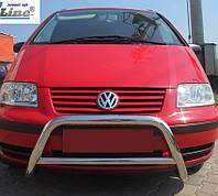 Кенгурятник на Volkswagen Sharan (1995-2010) Фольксваген Шаран