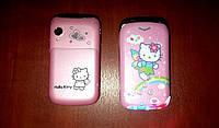 НОВИНКА!!! Hello Kitty W 999 модная раскладушка для девочек (хелло китти)