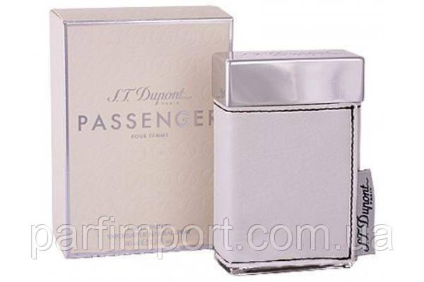 Dupont Passenger pure Femme EDP 50 ml Парфумована вода (оригінал оригінал Франція)