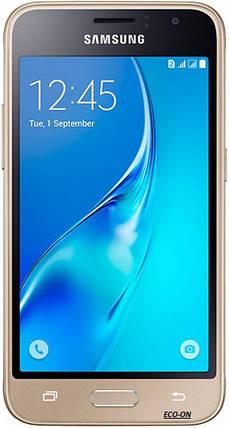 Мобильный телефон Samsung J120 Gold, фото 2