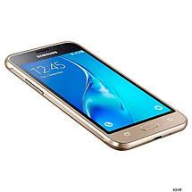 Мобильный телефон Samsung J120 Gold, фото 3