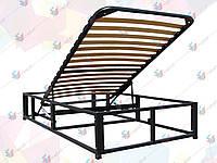 Каркас кровати с подъемным механизмом и металлическим основанием - 1900х900 мм