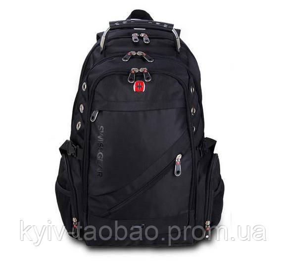 """Фирменный рюкзак SwissGear модель 1418 с отсеком для ноутбука + подарки! 16"""" или 17"""" 17 SwissGear"""