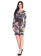 Жіночна сукня-міді, фото 1